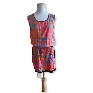 Numph Pink Tunic Dress